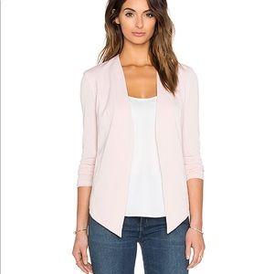 BCBGeneration pale pink blazer jacket